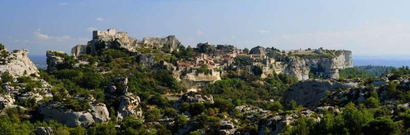 baux de provence itineraire touristique conseillé